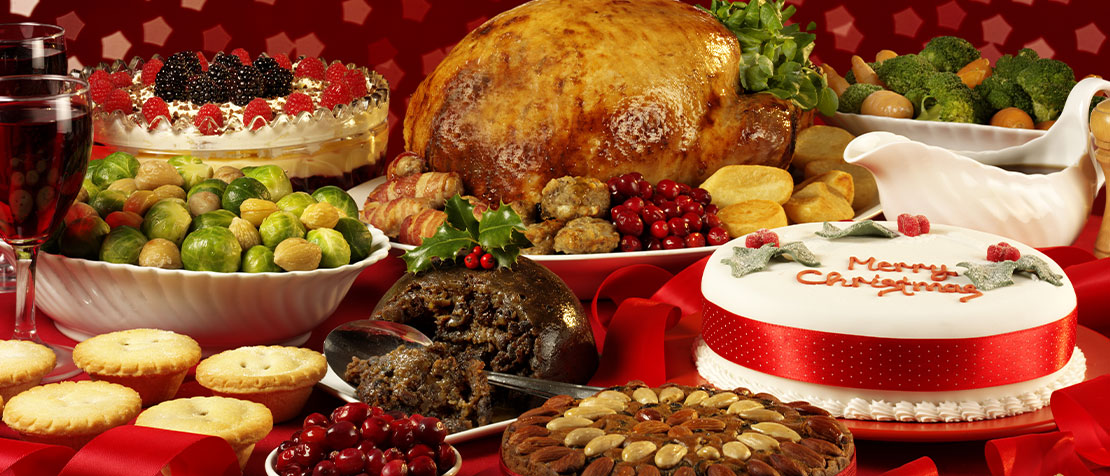 How to maintain your weight over the festive season