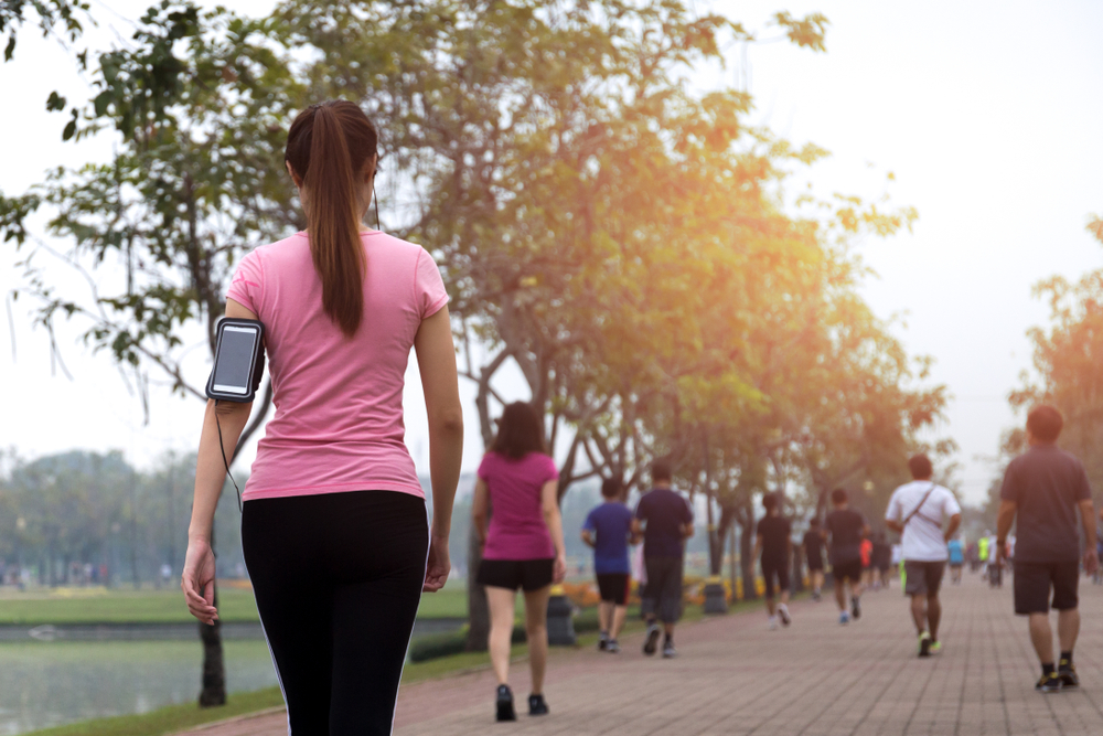 Is walking good for weight loss?